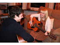 Guitar Lessons in South Manchester - FIRST LESSON IS FREE!