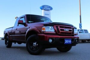 2010 Ford Ranger SportULTRA LOW KMS AND AUTOMATIC!!!!!!