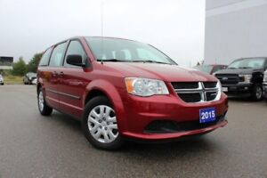 2015 Dodge Grand Caravan Canada Value Package COME CHECK THIS FA