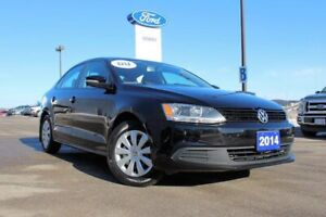 2014 Volkswagen Jetta Sedan Trendline LOCAL SMALL AND WICKED GRE
