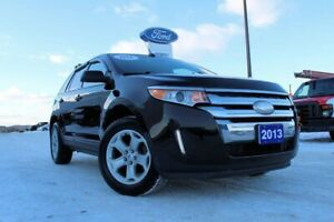 2013 Ford Edge SEL EDGE 201A PACKAGE MEANS BIG SCREEN AND TECH P