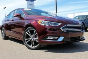 2018 Ford Fusion Titanium TOP DOG--UNDER $90/WEEK + TAX IN YOUR