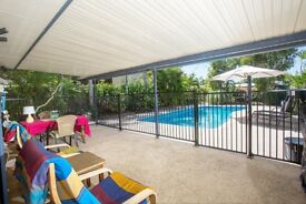 Mackay in Sunny Queensland – Spacious Family Home – close to Lamberts Beach & Marina