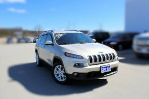 2015 Jeep Cherokee North4WD PUSH TO START BLUETOOTH