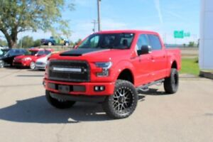 """2016 Ford F-150 XLT6"""" BDS LIFT !! LEATHER!! HEATED AND COOLED!!"""