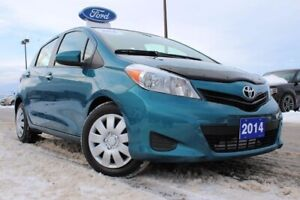 2014 Toyota Yaris LE ONE OWNER AND LOCAL IS WHAT WE LOOK FOR EVE