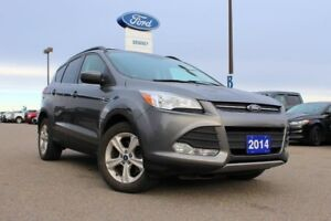 2014 Ford Escape SEHARD TO BACK UP INTO A POLE WHEN YOU HAVE A B
