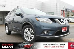 2015 Nissan Rogue SV Fwd,accident free trade.Snows included!
