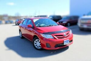 2013 Toyota Corolla LEHEATED STS, PWR WINDOWS, LOW KMS