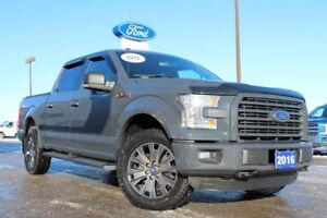 2016 Ford F-150 XLTHOLY SMOKES DID YOU SAY OVER $10,000 IN UPGRA