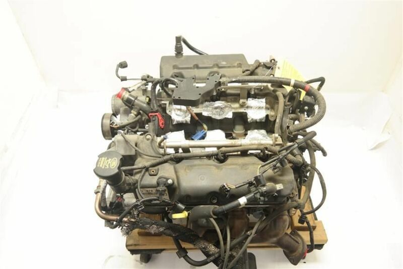 2006 Land Rover LR3 L319 Engine Long Block Motor 4.0L V6 OEM