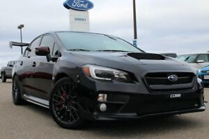 2015 Subaru WRX w/Sport PkgWRX STi....I DON'T NEED TO TELL YOU W