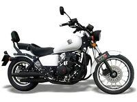 WK Bikes 125cc Learner Legal Cruiser