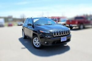 2016 Jeep Cherokee NorthLOW KMS 4WD LEATHER