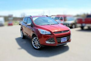 2015 Ford Escape SE4WD 2.0L PANO ROOF TRAILER TOW