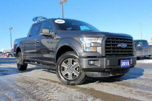 2015 Ford F-150 XLTDID YOU SAY OVER $7500 IN UPGRADES!!