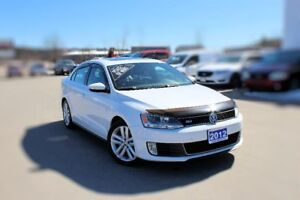 2012 Volkswagen Jetta GLI PUSH TO START LEATHER MOONROOF