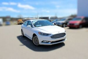 2017 Ford Fusion SEAWD LEATHER NAVIGATION