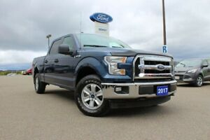 2017 Ford F-150 XLTSUPERCREW, 4X4 ...... LOW KMS!