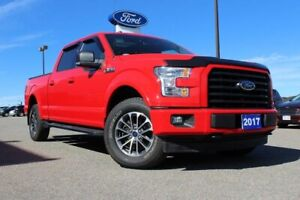 2017 Ford F-150 XLTSPORT PKG WITH TWIN PANEL MOONROOF