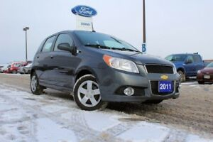 2011 Chevrolet Aveo LTDANG... THAT'S A GOOD PRICE EH?!?!?!