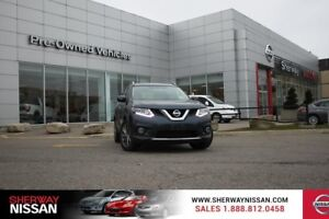 2015 Nissan Rogue SL ,1 owner accident free trade,includes snows