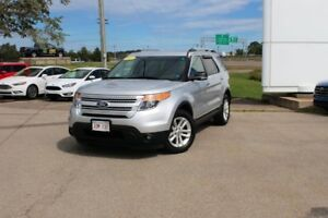 2015 Ford Explorer XLT4WD!!  LEATHER!! NAVIGATION!! WOW!!