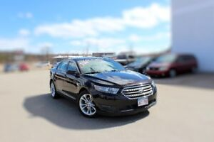 2013 Ford Taurus SEL AWD 3.5L V6 LEATHER