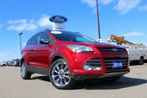 2016 Ford Escape SE 201A---2.0L---NAVIGATION---CHROME PACKAGE--H