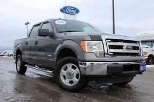 2013 Ford F-150 XLTECOBOOST ALL THE WAYYY