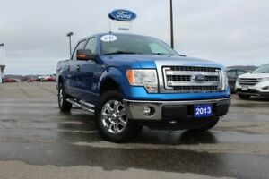 2013 Ford F-150 XLT 4X4--V8---XTR--LOCAL AND EXTREMELY AFFORDABL