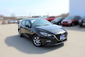 2014 Mazda Mazda3 GX-SKYBLUETOOTH POWER GROUP MANUAL!