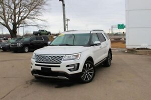 2016 Ford Explorer PlatinumHEATED AND COOLED SEATS!! L@W KMS!!!!