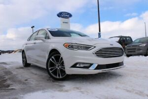 2018 Ford Fusion Titanium ALMOST $15000 IN SAVINGS FROM NEW!! IT