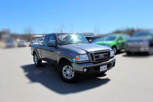 2010 Ford Ranger Sport 4X4 SUPERCAB MANUAL