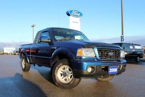 2008 Ford Ranger SportI'M NOT THE CHEAPEST BUT I'M IN MINT CONDI