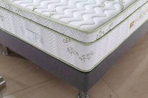 【Brand New】Memory Pedic Bamboo pocket spring mattress Nunawading Whitehorse Area Preview