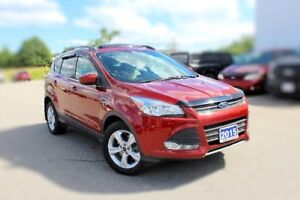 2015 Ford Escape SE4WD 1.6L POWER PANO ROOF