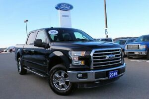 2016 Ford F-150 XLT FX4 PACKAGE AND XTR WITH 2.7 V6----WON'T BE