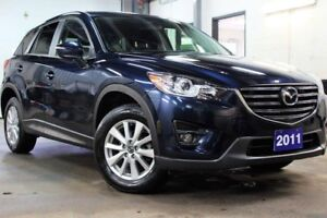 2016 Mazda CX-5 GSRIDE IN STYLE A MUST SEE LOW KMS, AWD, 2.5L EN