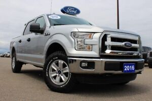 2016 Ford F-150 XLT HEAR ANYONE BRAG ABOUT ALMOST 1000KM'S PER T
