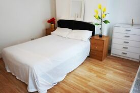 Large 1 Bedroom flat with garden space. FREE new 42 inch TV, bedding and lounge matts upon move in!