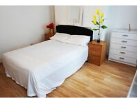 Large 1 Bedroom flat with garden space.