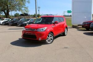 2016 Kia Soul EX+FUEL SIPPER/ HEATED SEATS/ONLY 23300KMS!!