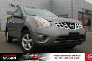 2013 Nissan Rogue,1 owner accident free trade, only 43000kms