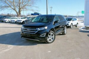 2018 Ford Edge TitaniumAWD LOADED!!! PAN ROOF HEATED AND COOLED