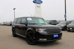 2018 Ford Flex SEL WE BUY NEW WHEN THIS ONE IS ALMOST BRAND NEW