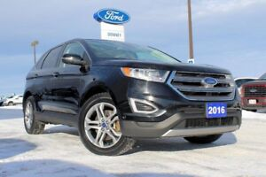 2016 Ford Edge TitaniumHOLY SNAP.... I AM LOADED WITH FEATURES!