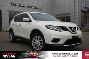 2014 Nissan Rogue S Awd,one owner accident free trade