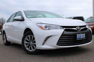 2017 Toyota Camry LE/FWD/ 2.5L ENGINE/ REVERSE CAMERA SYS/